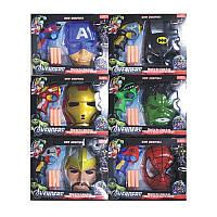 Набор Супергероя маска с оружием Бетмен