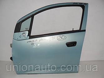 Дверь передняя левая (в сборе) m300 Chevrolet spark