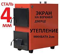 Котёл 17 кВт (с Плитой)  /Cталь 4мм/ PR-18К