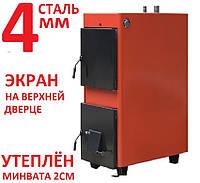 Котлы Твердотопливные 14 кВт (с Плитой)  PR-14К