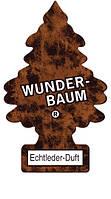 Елочка WUNDER-BAUM® Fun Trees, аромат Leather