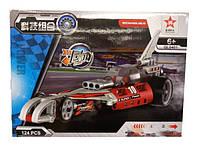 Конструктор Спортивная машина,  QL0401 р.28,5*21*6,5 см