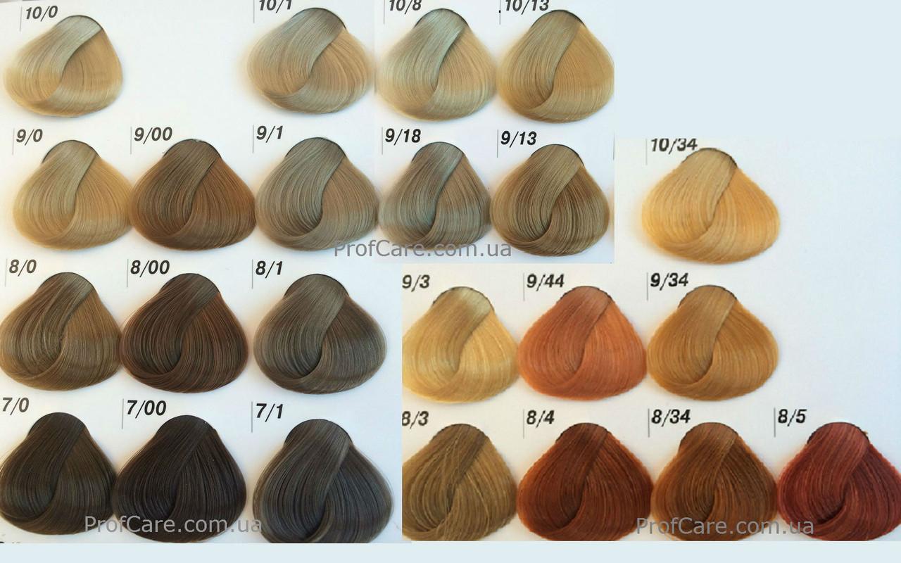 Эстель ессекс краска для волос палитра