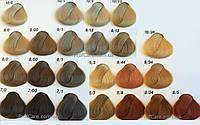Крем-краска для волос ESSEX профес.60 мл.вся палитра