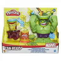 Игровой набор Play-Doh Битва Халка
