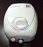 Проточный водонагреватель Eldom Betta 6,5 kw (3+3,5) душ+кран 72486C (комбинированный), фото 3