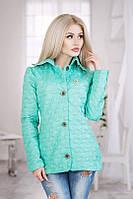 Куртка женская короткая Шанель на пуговицах (К9301)