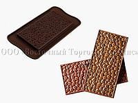 Силиконовый текстурный коврик Coffee Choco Bar SILIKOMART