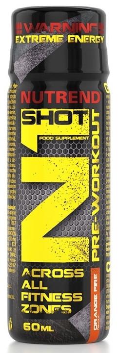 Nutrend N1 Shot Pre-Workout 60ml