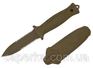 """Нож для ближнего боя Gerber De Facto Combat Dagger Fixed 4"""", фото 3"""