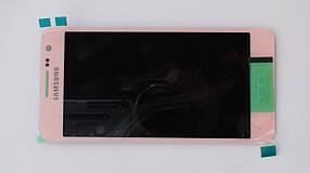 Дисплей с сенсором Samsung A300 Galaxy A3 Pink оригинал, GH97-16747E