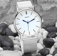 Женские часы Geneve под серебро