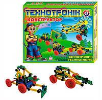 Конструктор Технок Технотроник 134 дет. (0830)