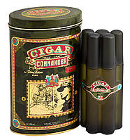Туалетная вода  для мужчин Cigar Commander 100мл т/в муж Parfums Parour