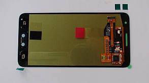 Дисплей с сенсором Samsung A300 Galaxy A3 Gold оригинал, GH97-16747F, фото 2
