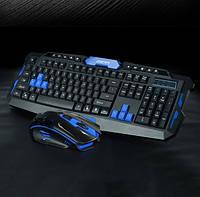 Беспроводная мышь и клавиатура HK8100