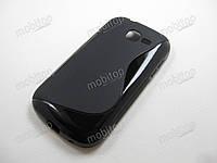 Полимерный TPU чехол Samsung S7390 Galaxy Trend