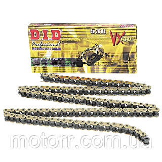 Приводная цепь DID 530VX - 114GB