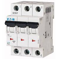 Автоматический выключатель Eaton PL6-C16/3