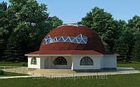 """Купольные дома. Проект """"Дом солнца"""", фото 1"""