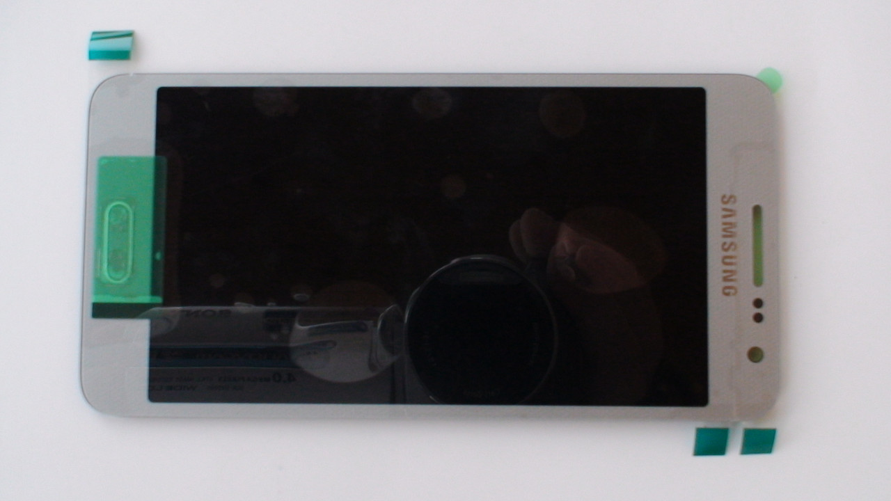 Дисплей с сенсором Samsung A300 Galaxy A3 Silver оригинал, GH97-16747С