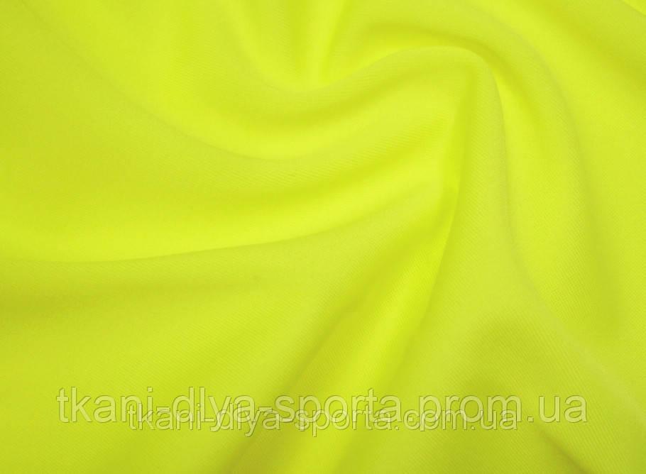 "Бифлекс матовый желтый ""канареечный"""