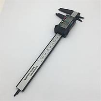 Штангенциркуль электронный цифровой,150 мм, LCD., фото 2