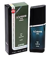 Туалетная вода  для мужчин Lomani 100мл т/в муж Parfums Parour