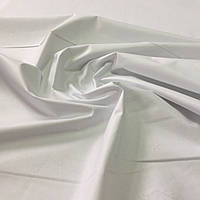 Бязь однотонная белая ширина 160 см