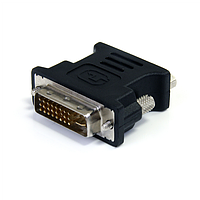 ПЕРЕХОДНИК DVI 24+5 TO VGA BLACK, ATcom