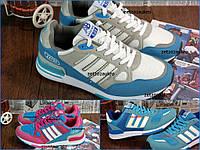 Женские кроссовки в стиле Adidas ZX750, в наличии, 3цвета, Стильные и яркие