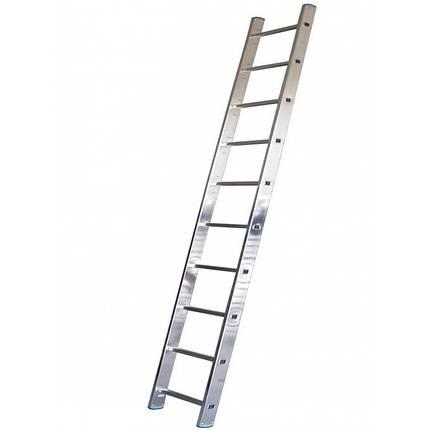 Лестница приставная Itoss 7110 из 10 ступеней, фото 2