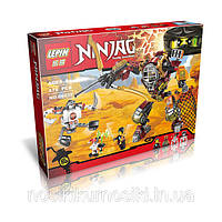 Конструктор Ninja Lepin 06035 478 дет