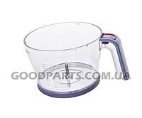 Чаша 1500ml измельчителя с ручкой для блендера Philips 420303592471