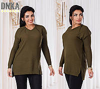 Женский свитер 48-52 Турция, фото 1