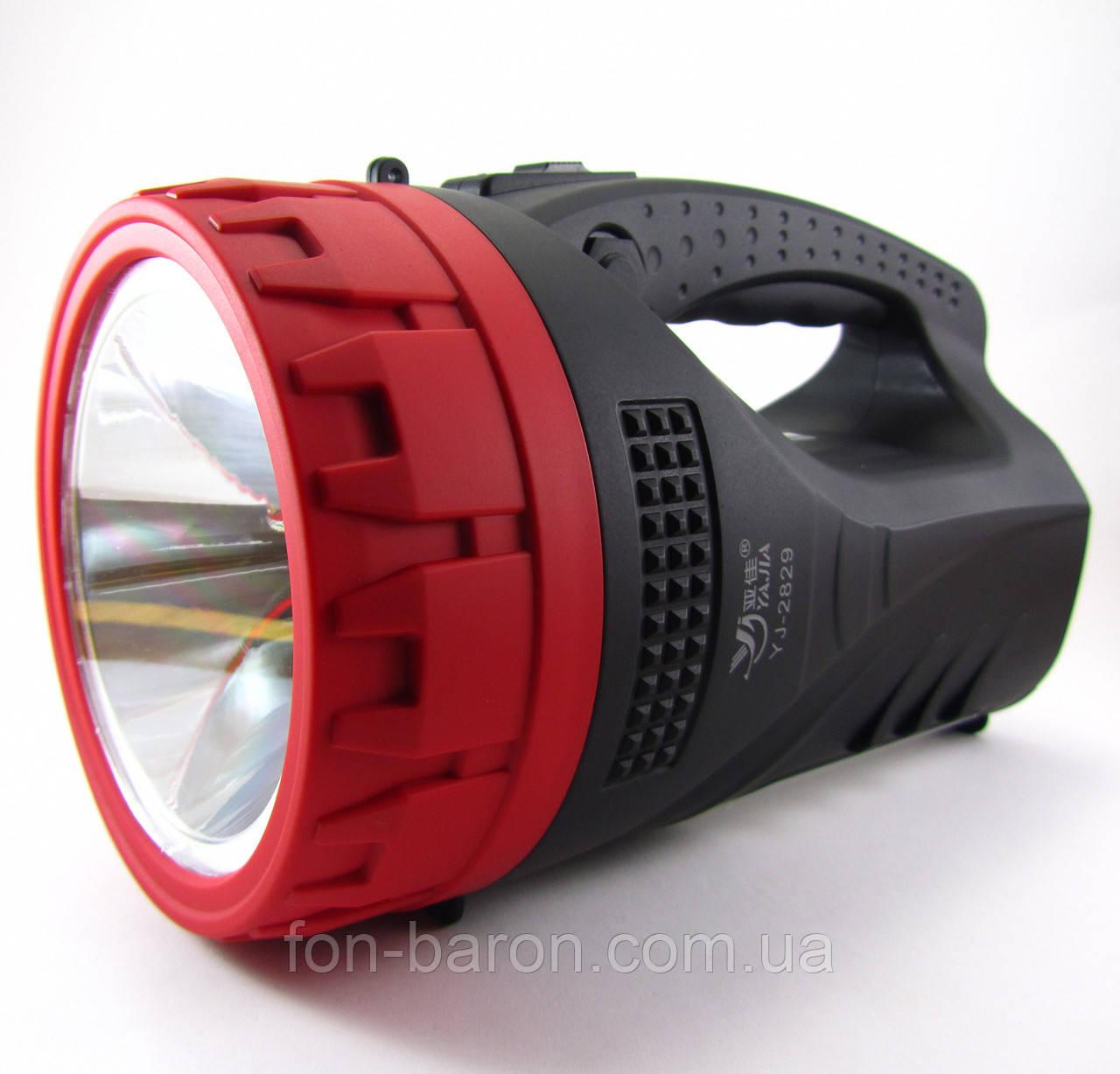 Светодиодный фонарь Yajia YJ-2829 5W - Fon-Baron - Магазин портативной техники и электроники в Одессе