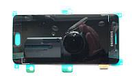 Дисплей с сенсором Samsung A310 Galaxy A3 Black оригинал, GH97-18249B