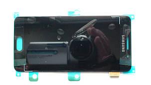 Дисплей с сенсором Samsung A310 Galaxy A3 Black оригинал, GH97-18249B, фото 2