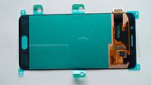 Дисплей с сенсором Samsung А310 Galaxy А3 Black оригинал, GH97-18249B, фото 3