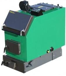 Твердопаливні котли тривалого горіння на твердому паливі Moderator Unica Sensor 25 з автоматикою