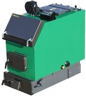 Универсальный твердотопливный котел длительного горения Moderator Unica Sensor 40