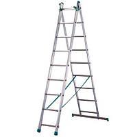 Лестница универсальная Itoss 2х9