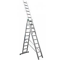 Лестница универсальная Itoss 3х10