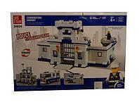 Конструктор Полицейский участок 612дет. 20024 р.54 * 8 * 37 см.