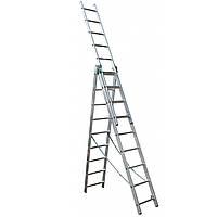Лестница универсальная Itoss 3х9