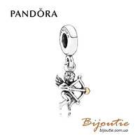 Pandora шарм КУПИДОН #791251 серебро 925 Пандора оригинал