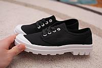 Женские полуботинки ботинки трактор Black весна осень 38-41