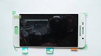 Дисплей с сенсором Samsung A310 Galaxy A3 White оригинал, GH97-18249A