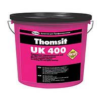 Клей для ПВХ, текстильных покрытий, латекста UK400, 14 кг