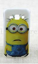 Samsung Galaxy J1 ультратонкий TPU чехол